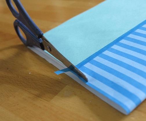 הדבקת נייר 6