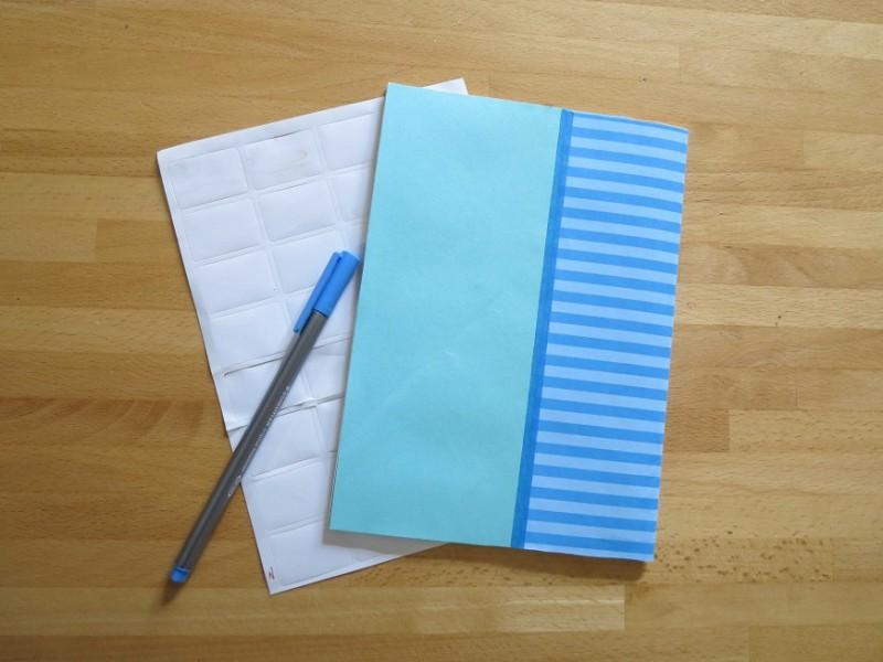 הדבקת נייר 7