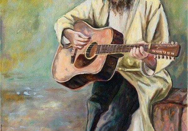 סטודיו נחמה שיש, ציור בניחוח יהודי
