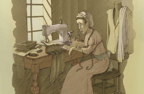 אסתר גנוט, ציור