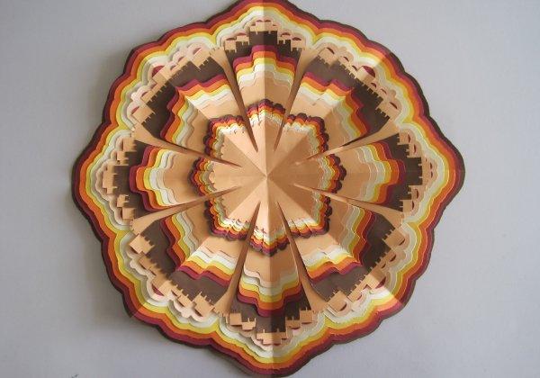 אורגימי- אמנות בנייר, נחמה באטוויניק