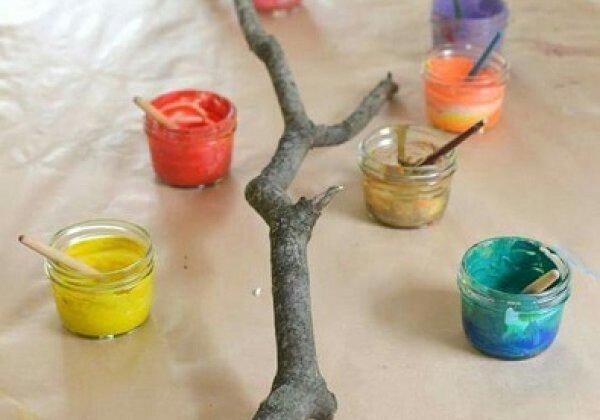 אמנות של צבע בטבע, מיכל רוזנר
