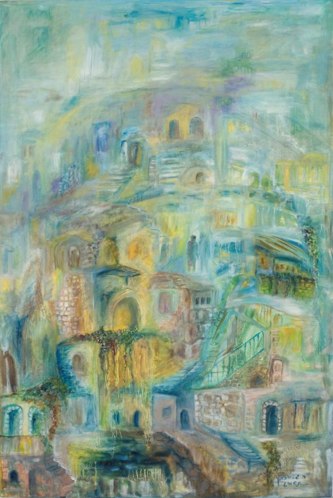 ציור וצבע, רחל גבירצמן