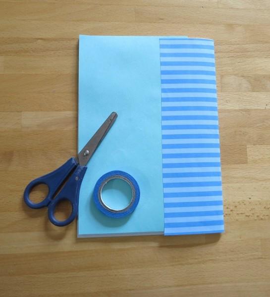 הדבקת נייר 4