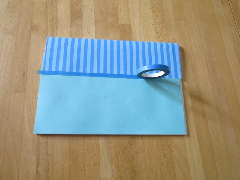 הדבקת נייר 5