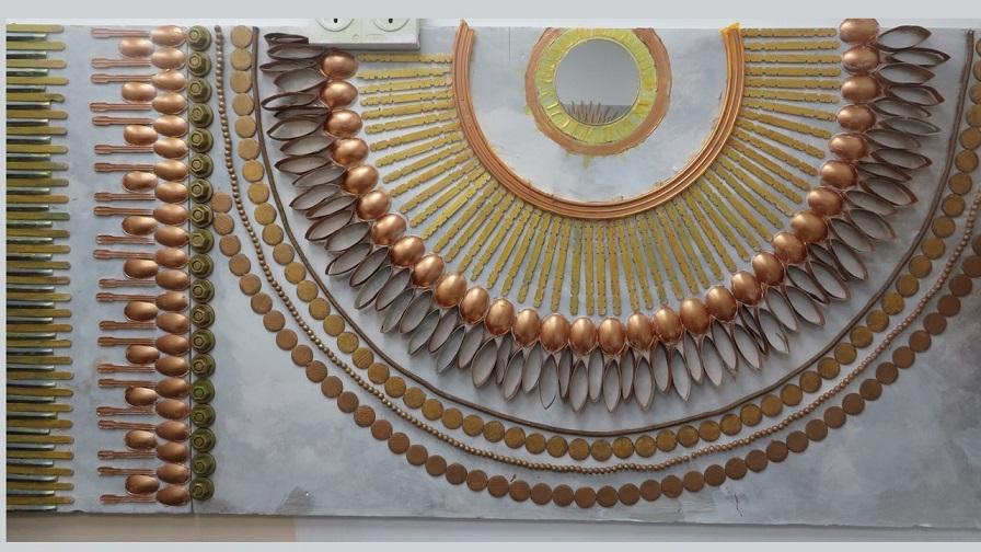 אמנות בחומר ועיצוב חלל, ברוריה זרביב