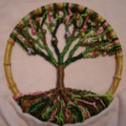מושית הלחמית עץ סרוג