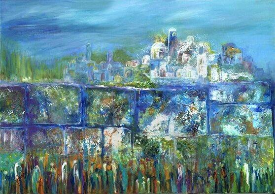 רחל גבירצמן ולירושלים עירך