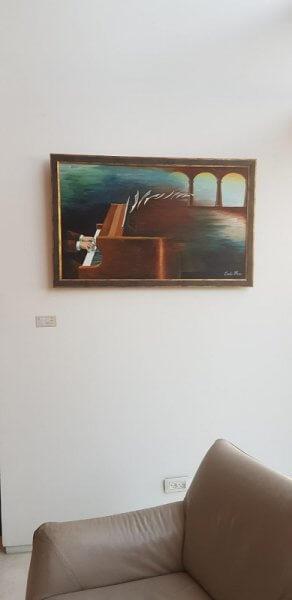 פסנתר כנף ,אסתי הס