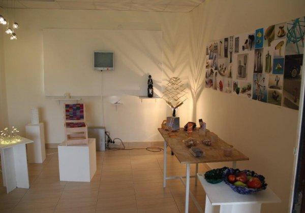 תערוכה במרכז להכשרה מקצועית , עיצוב תעשייתי
