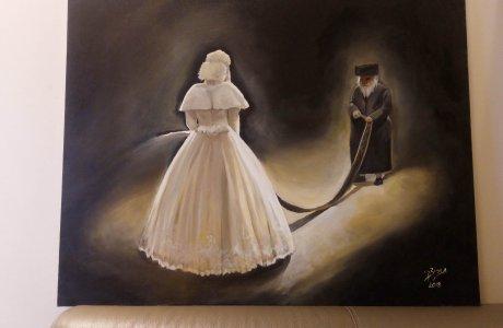חנה זריצקי, אמנות וציור
