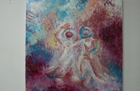 ציור וצבע , אילת בן דוד