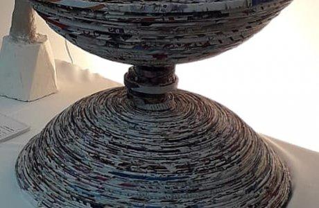 פיסול ועיבוד נייר, רבקי גוטליב