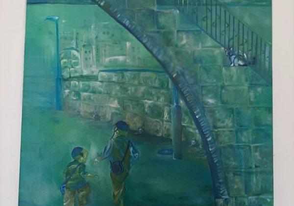 ציור והבעה בצבע, מאטי דושינסקי
